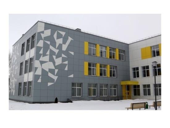 Новая школа откроется в Большевике этой осенью