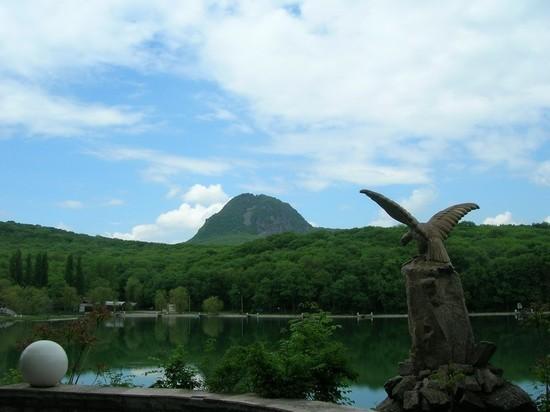 Курортное озеро в Железноводске преобразится