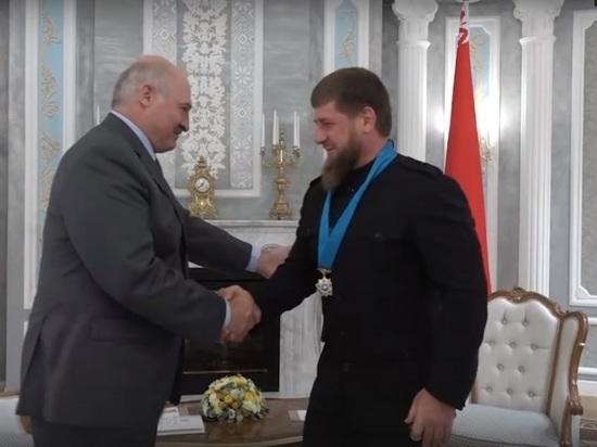Рамзан Кадыров высказался о независимости Беларуси
