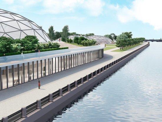 Петербуржцы хотят назвать будущий арт-парк «Тучковым буяном»