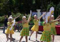 XVI праздник цветов состоялся в Нижегородском кремле
