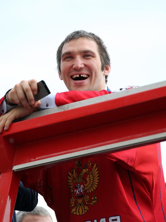 Российский хоккеист, капитан «Вашингтон Кэпиталз» занялся экстремальным видом спорта.