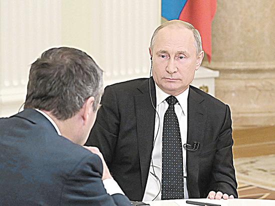 Хорошие вопросы для Путина: британцы смотрели преданно