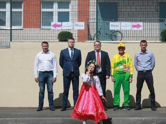 Глава рязанского минспорта сыграл в волейбол за сборную правительства Удмуртии