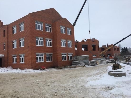 8 новых детских садов, школа и технопарк для детей появится в Вологде