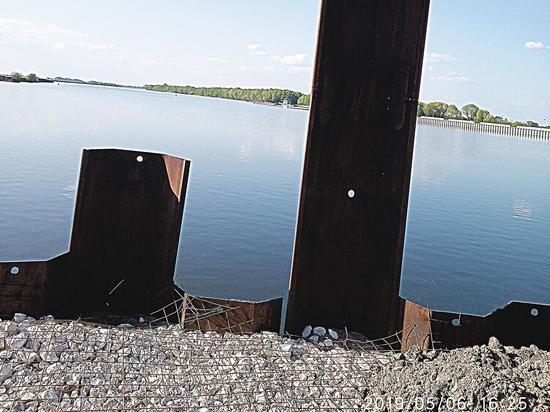 Стройка на Оке грозит параличом судоходства и прорывом плотины