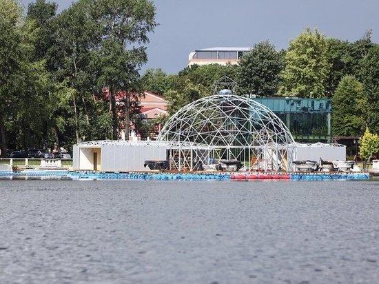 В Калининграде на Верхнем озере откроется круглогодичный пляж