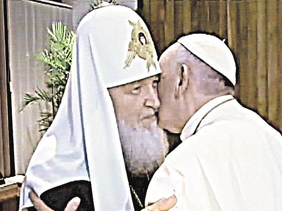 Путин не пригласил Папу Римского в Россию по двум причинам