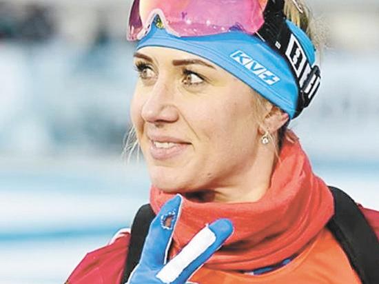 Международный союз биатлонистов признал ошибку перед российской спортсменкой