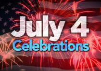 Америка отмечает 243 годовщину своего рождения