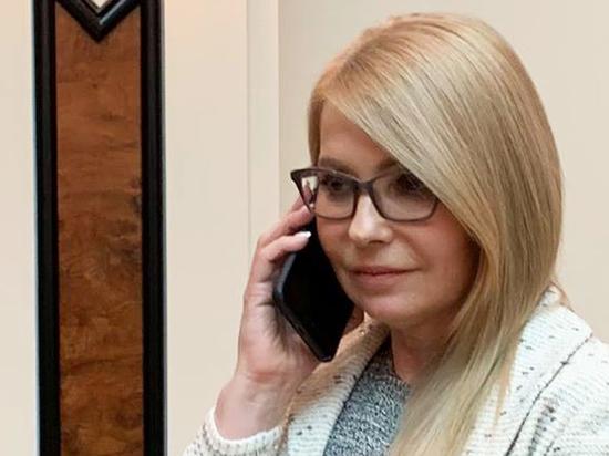 """Тимошенко упрекнула Зеленского в незнании людей из списка """"Слуга народа"""""""