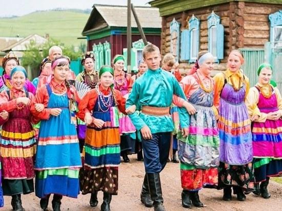 Две деревни из Бурятии попали в топ-5 лучших деревень России