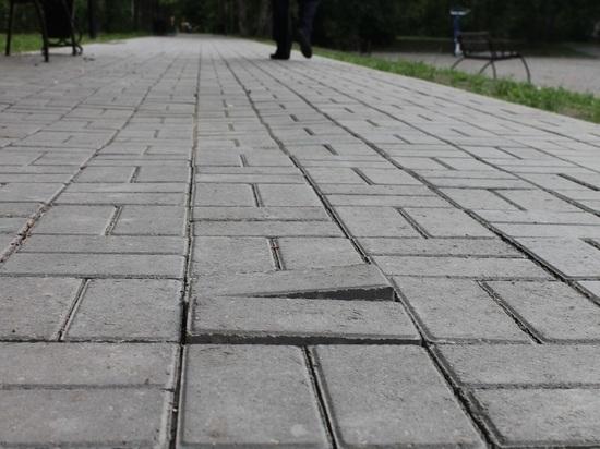 Алтайские активисты ОНФ указали властям на недочеты благоустройства общественных территорий