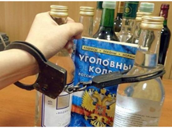 В Салехарде бутлегера осудили за продажу водки
