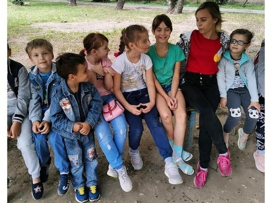 В Серпухове состоялось развивающее мероприятие «Экологическое ассорти»