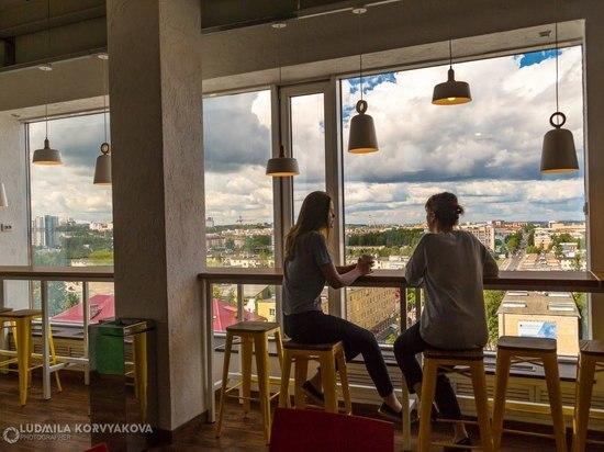 В «Тетрисе» открылся новый «ресторанный дворик». ФОТО