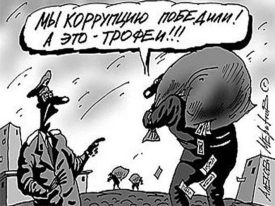 В районе Калмыкии нарушили закон о коррупции