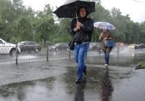 В выходные Москву накроет новая волна холода: температура воздуха будет не выше +17 градусов, а дожди и ветер создадут ощущение осени