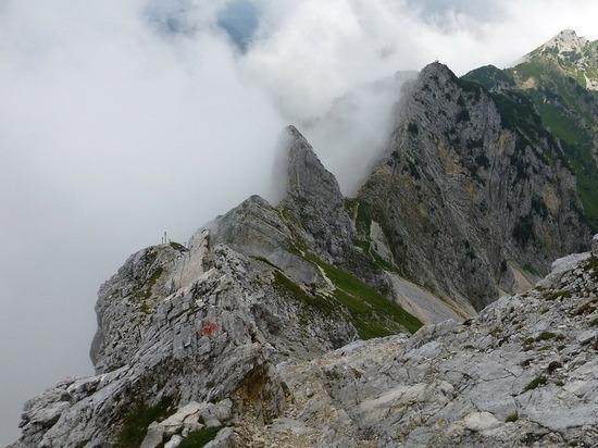 В результате камнепада в Тироле была убита немецкая путешественница
