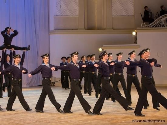 «Балет Моисеева» исполнил роковое танго