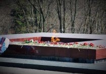 Шесть миллионов рублей выделят на реставрацию «Вечного огня» в Петрозаводске