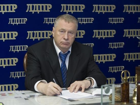 Жириновский предложил продлить Транссиб до Берлина и Вены
