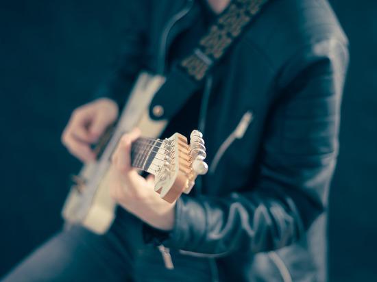 В Серпухове проходит летняя гитарная школа Александра Виницкого