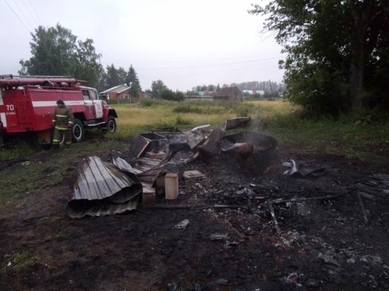 Мина и два сгоревших авто: суточная сводка от тульских спасателей