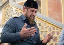 Кадыров поздравил Путина с вручением медали Ватикана