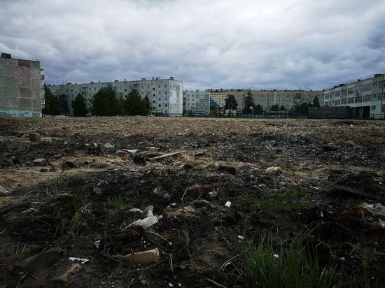 На месте Ледового дворца Ноябрьска будет школа