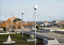 Минстрой России отметил ямальские проекты благоустрйоства