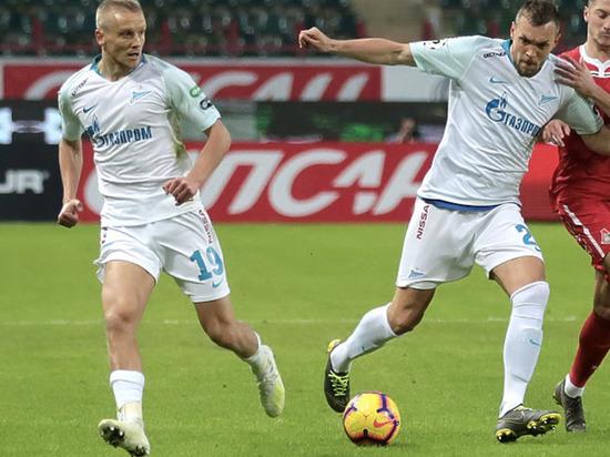 «Зенит» массово сбрасывает игроков, почти все они – русские