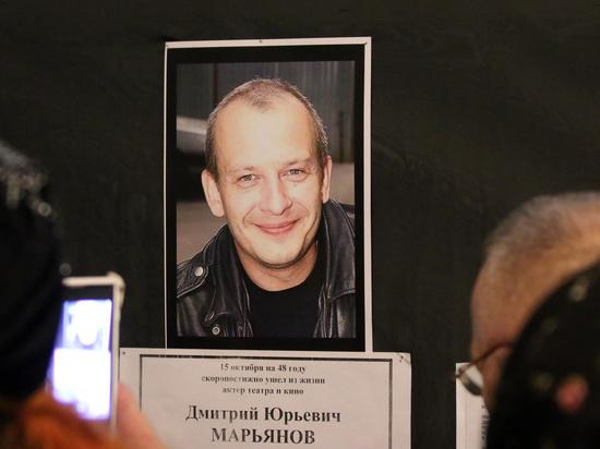Вдова Марьянова: «После смерти мужа я должна 6 млн рублей»