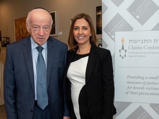 Клеймс Конференс и правительство Израиля консолидируют усилия