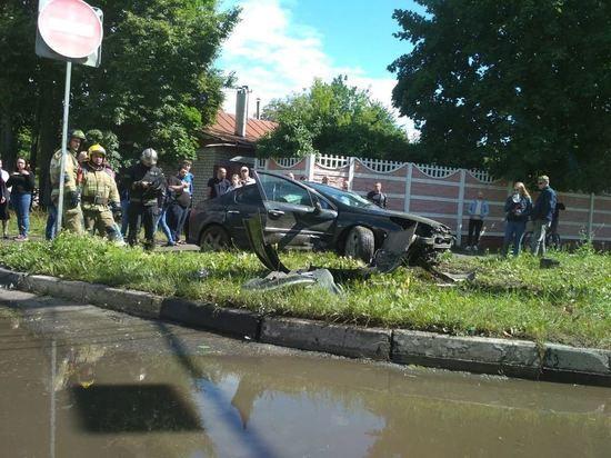 В аварии, произошедшей 6 июля в Иванове, умерла 39-летняя женщина