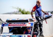 Команда Сергея Корякина начала гонку «Шелковый Путь 2019»