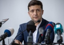 Скабеева заступилась за кривлявшегося на совещании Зеленского