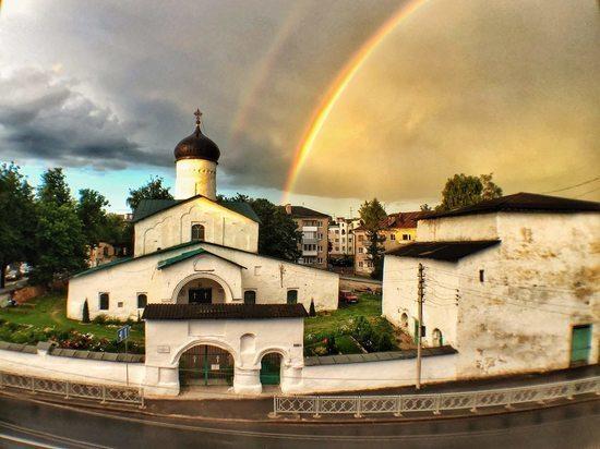 Сессия ЮНЕСКО включила памятники Пскова в Список всемирного наследия