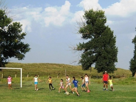 В калмыцких летних лагерях обнаружена масса нарушений