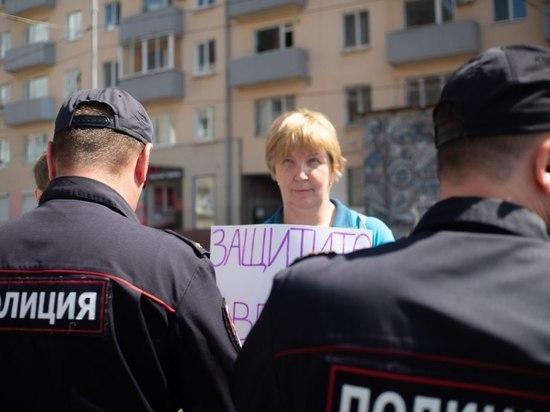В Калининграде задержаны активисты «Альянса врачей» за митинг в поддержку Сушкевич