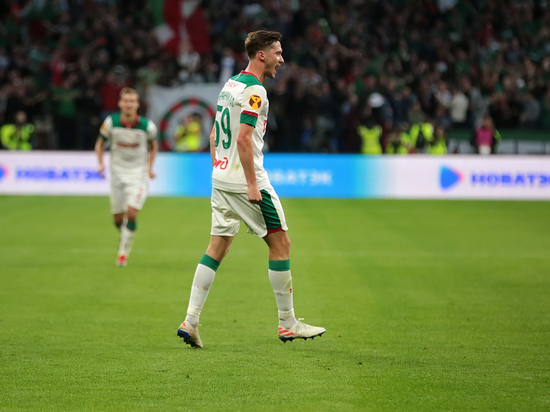 «Локомотив» оказался сильнее «Зенита» в битве за Суперкубок