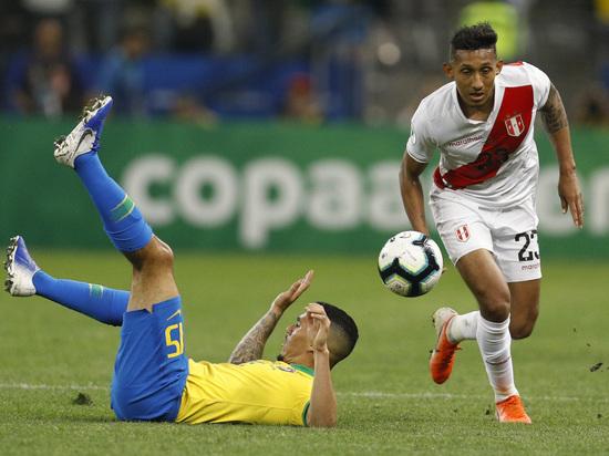 Бразилия обыграла Перу и выиграла Кубок Америки: онлайн-трансляция