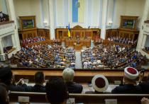 За попытками сорвать выборы в Верховную раду разглядели тень Саакашвили