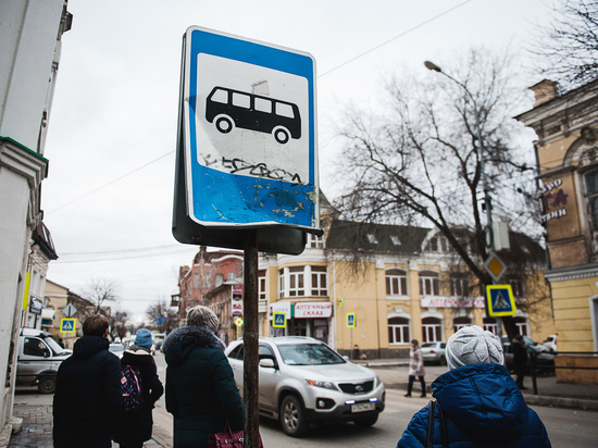 В Астрахани прекращают работу маршрутки №63 и №64