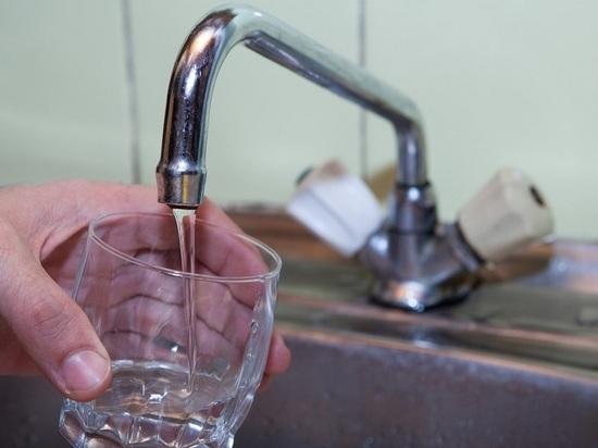 Калмыкия входит в число регионов с плохой питьевой водой
