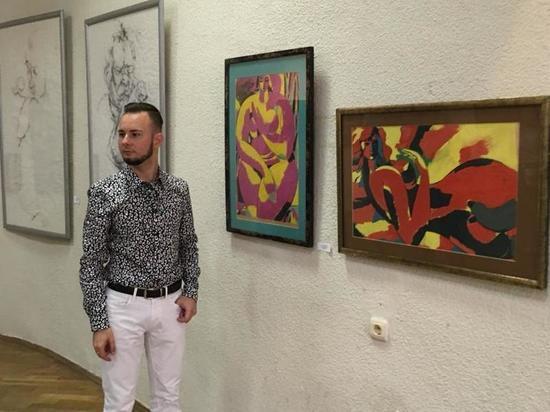 В Краснодарском зале изобразительных искусств состоялась выставка «Заводь»