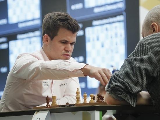 Карлсен в 8-й раз подряд становится победителем этапа Grand Chess Tour
