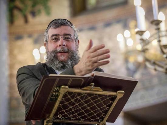 Раввин Пинхас Гольдшдмидт: «Использовать синагогу как оружие в споре - аморально»