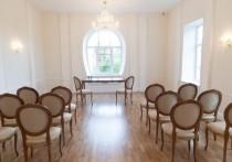 Отремонтированный Дворец бракосочетания в Пскове откроется в конце недели
