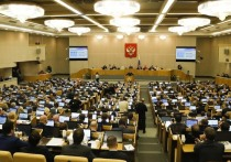 Госдума потребовала возбудить уголовное дело против Габуния, оскорбившего Путина